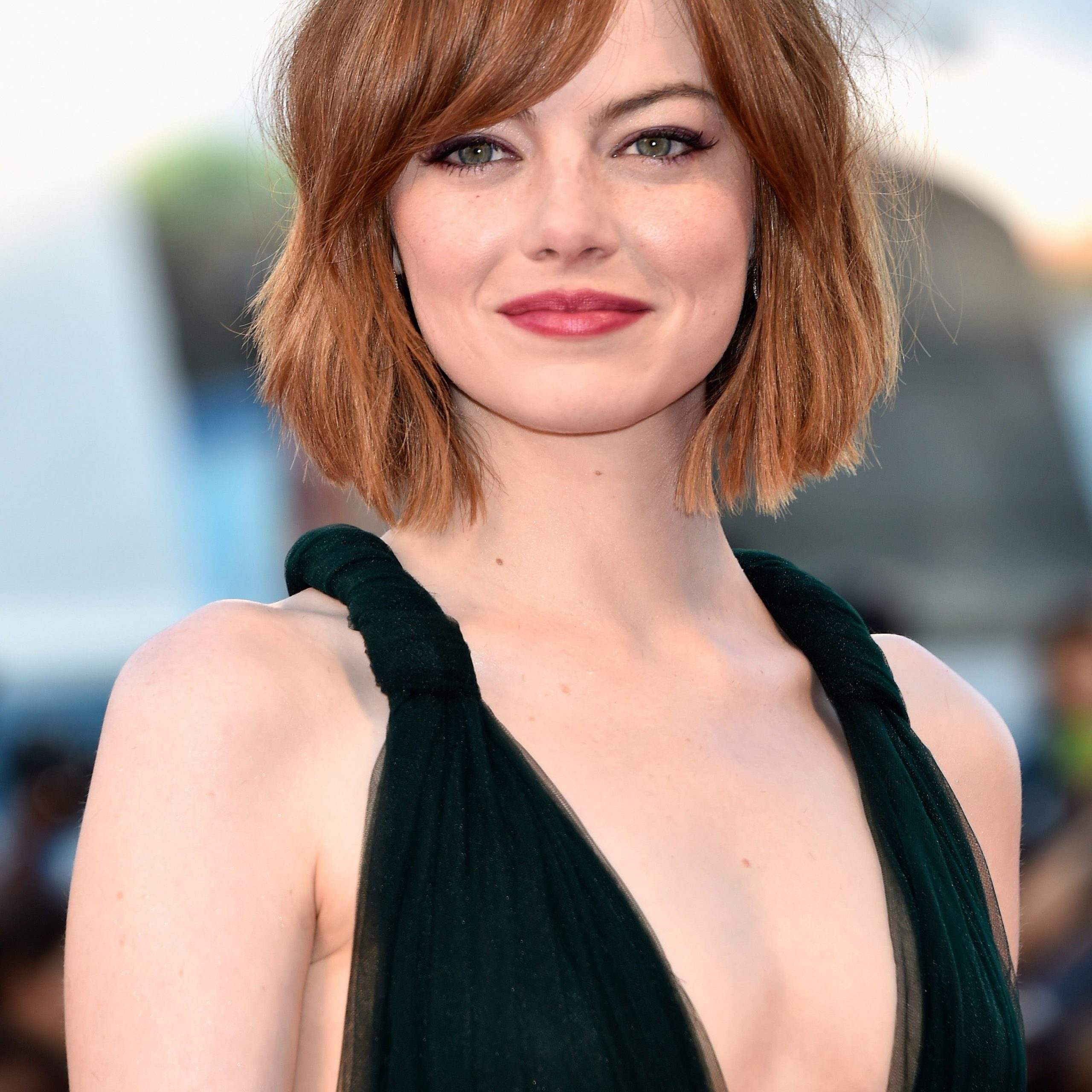 45 Hairstyles For Round Faces – Best Haircuts For Round Face Within Short Flip Haircuts For A Round Face (View 7 of 20)