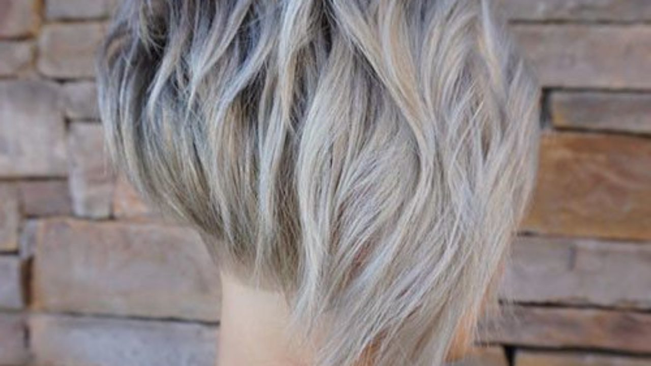 47 Remarkable Pixie Bob Hairstyles You Can Try This Summer Within Sophisticated Wavy Ash Blonde Pixie Bob Hairstyles (View 8 of 20)