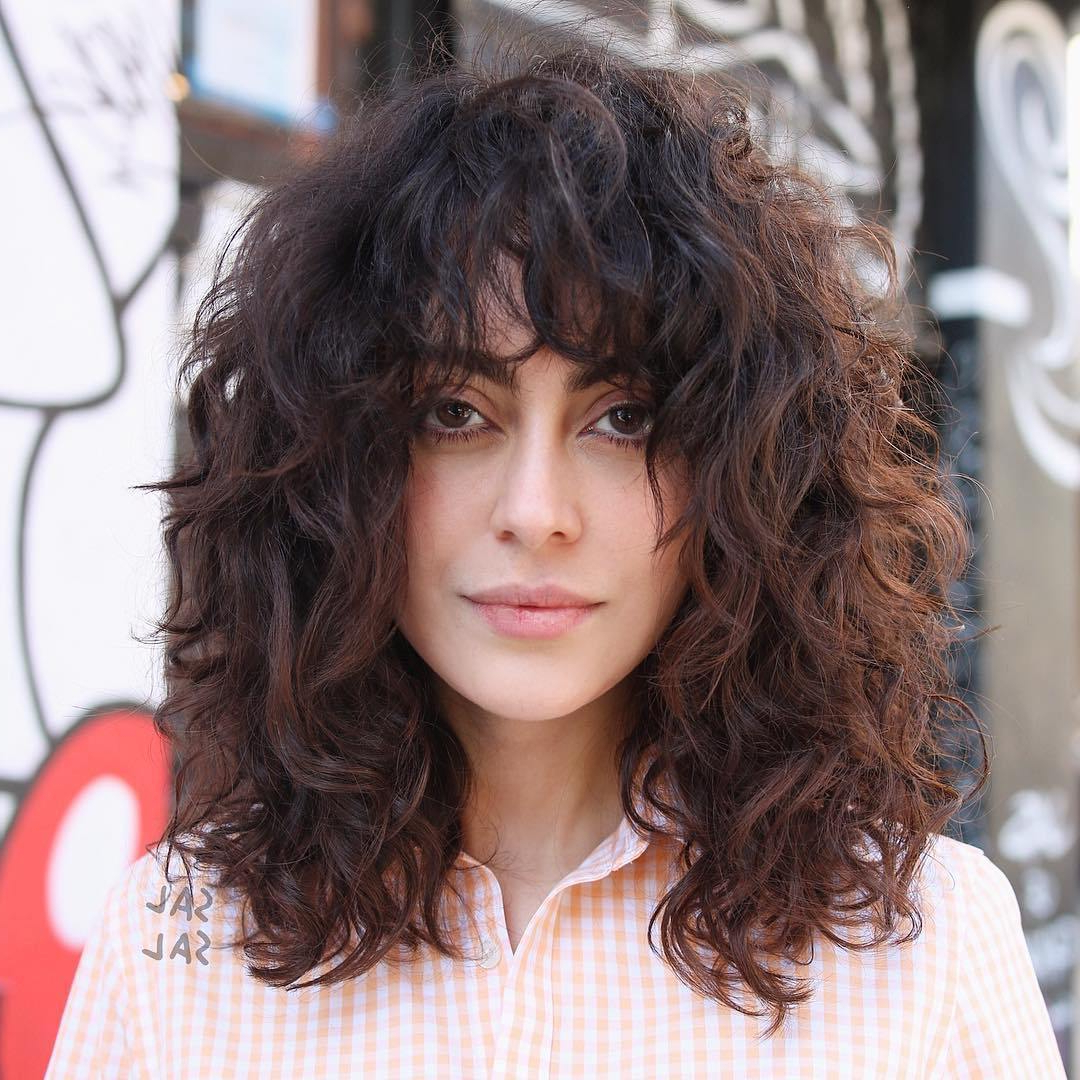 50 Impressive Hairstyles For Naturally Curly Hair – Hair With Regard To Flawless Curls Shag Haircuts (View 3 of 20)