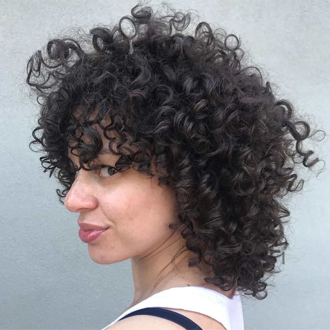 50 Impressive Hairstyles For Naturally Curly Hair – Hair With Regard To Most Up To Date Loose Shaggy Curls Hairstyles (View 7 of 20)