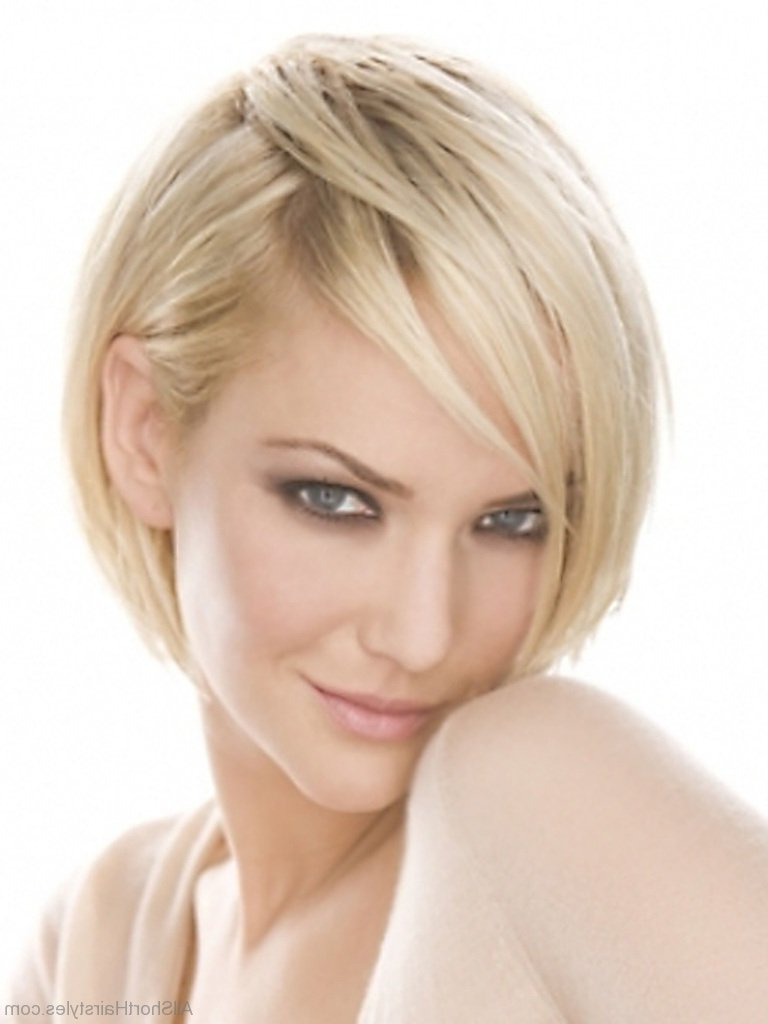 52 Awesome Short Bob Hairstyle With Regard To Trendy Marvelous Mauve Shaggy Bob Hairstyles (View 8 of 20)