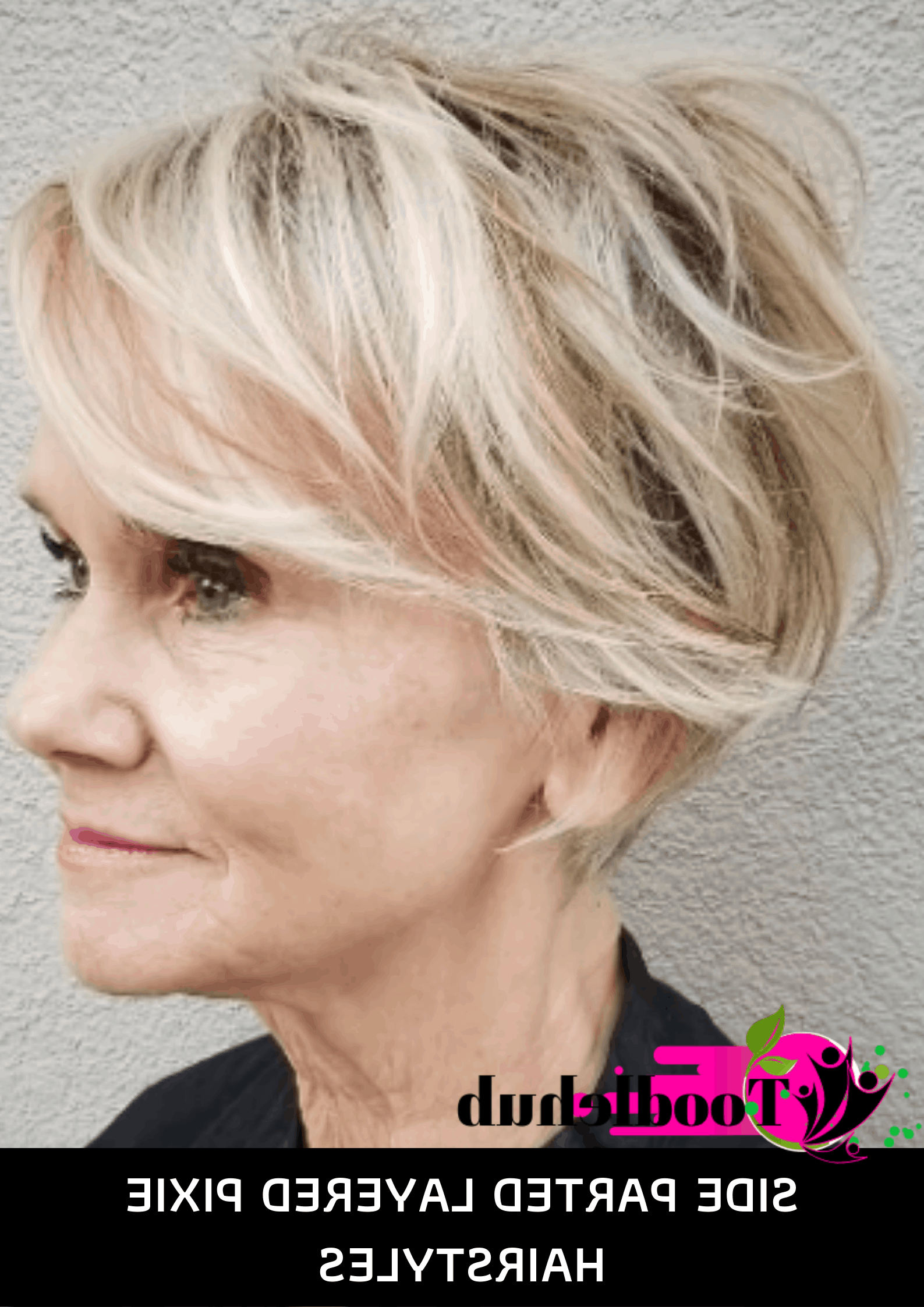 60 Best Short Hairstyles For Women Over 50 In 2019 – Ove 50 Within Long Pixie Haircuts With Angled Layers (View 15 of 20)