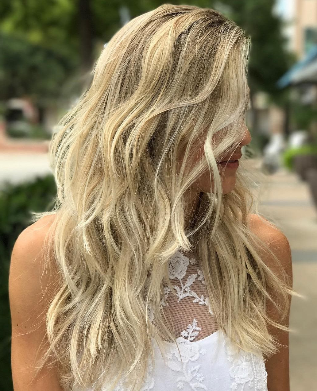 60 Lovely Long Shag Haircuts For Effortless Stylish Looks In For Most Popular Blondie Bombshell Long Shag Hairstyles (View 6 of 20)