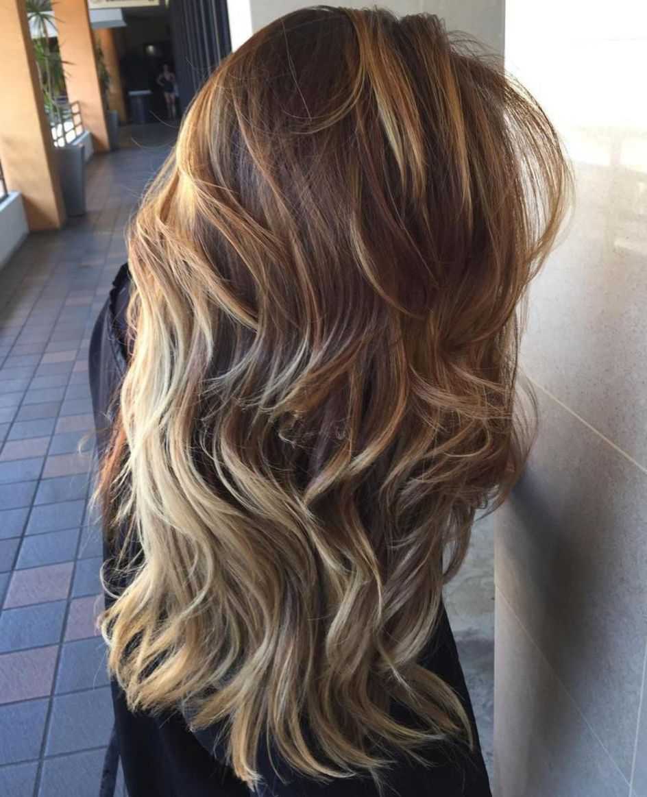60 Lovely Long Shag Haircuts For Effortless Stylish Looks In Latest Natural Layers And Ombre Highlights Long Shag Hairstyles (View 5 of 20)