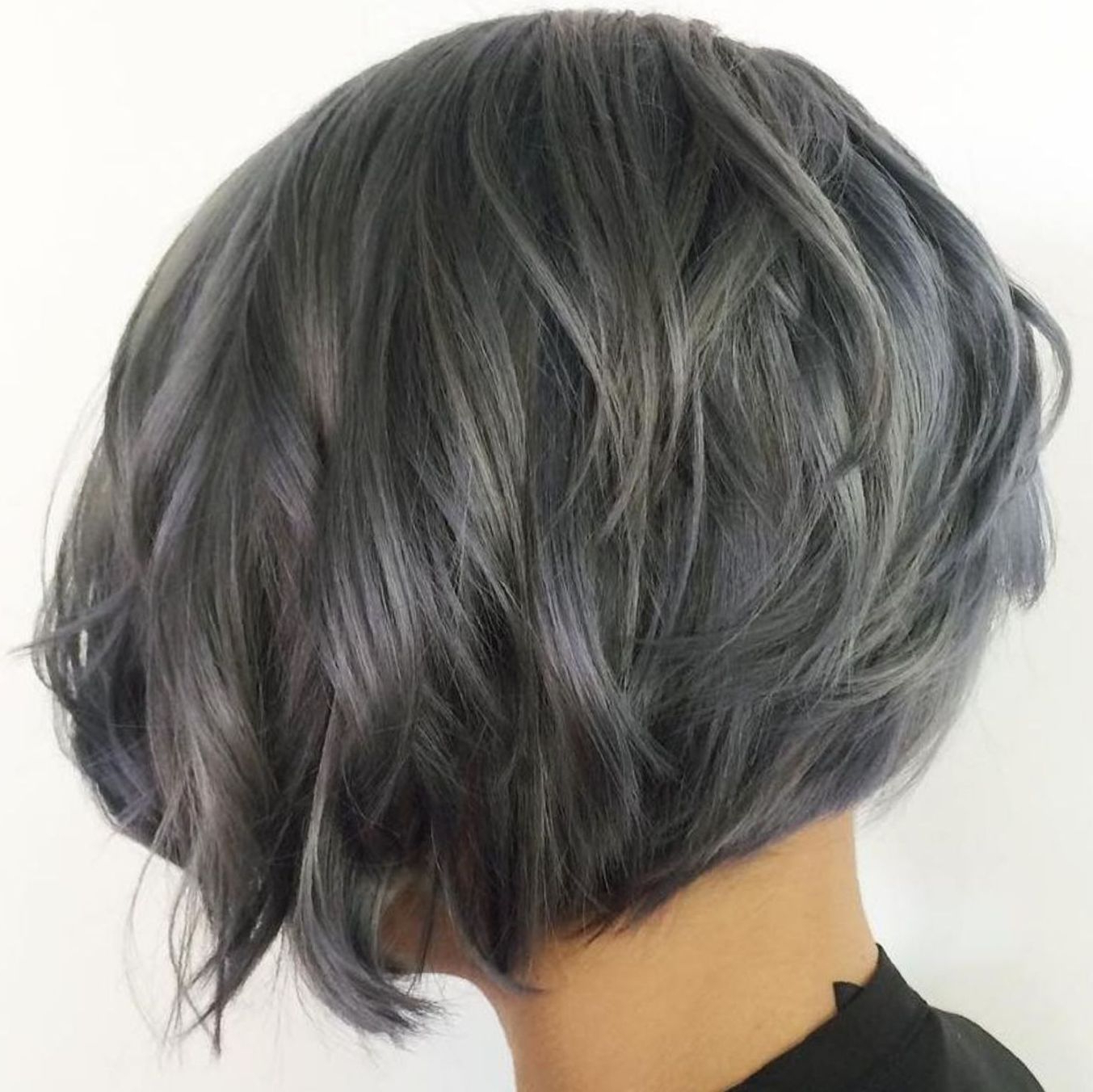 60 Short Shag Hairstyles That You Simply Can't Miss In 2019 Regarding Matte Shaggy Bob Hairstyles (View 11 of 20)