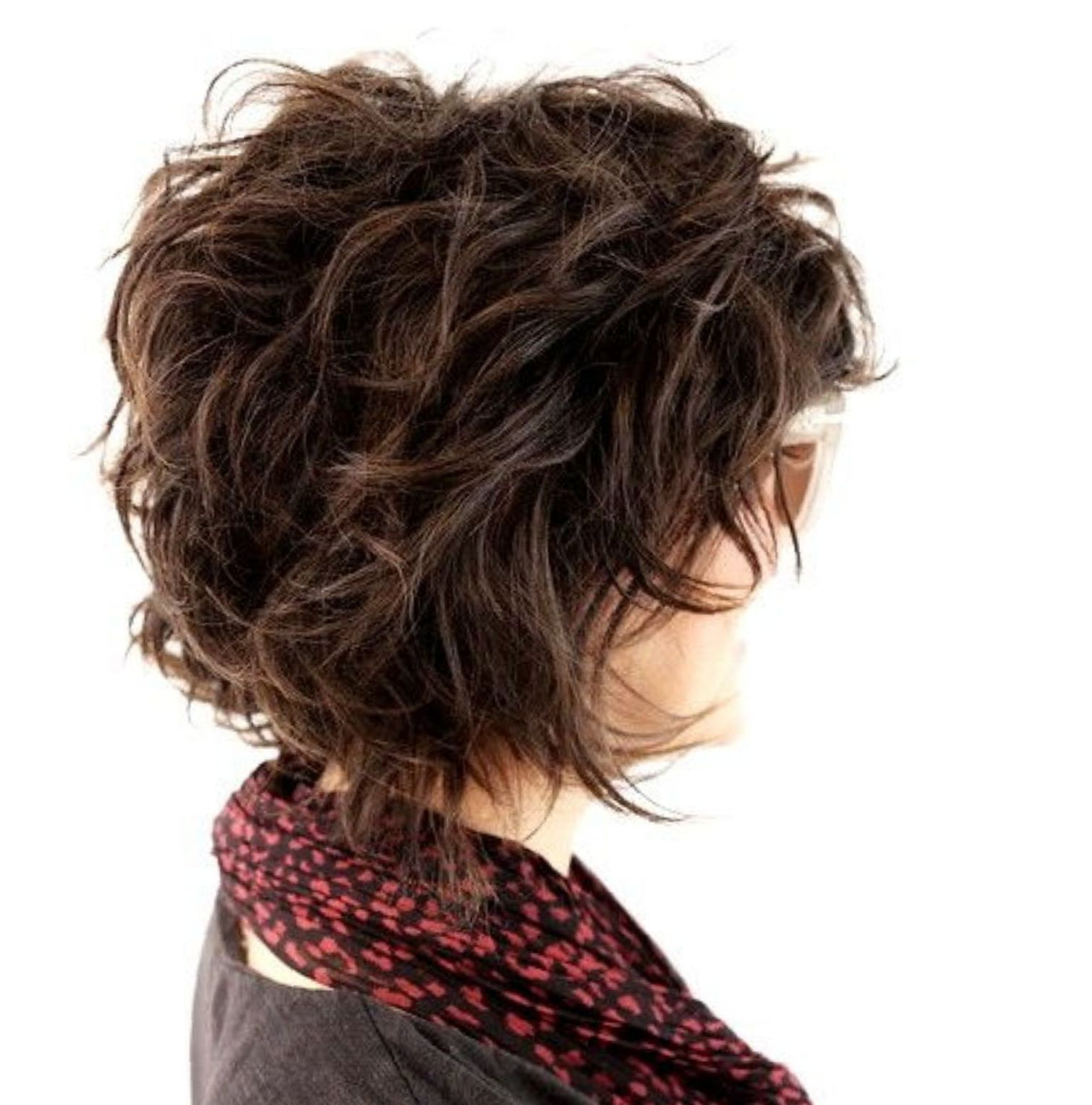 Featured Photo of Flawless Curls Shag Haircuts