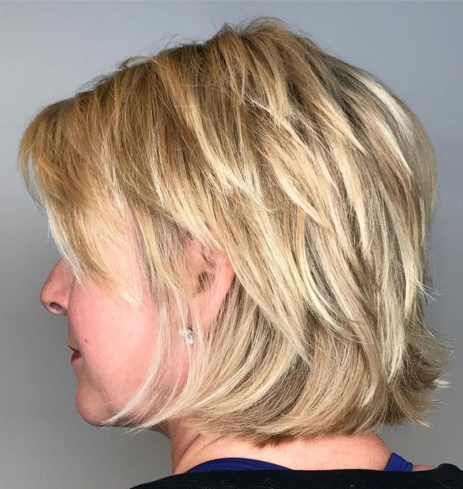 60 Short Shag Hairstyles That You Simply Can't Miss | Short Pertaining To Short Warm Blonde Shag Haircuts (Gallery 9 of 20)