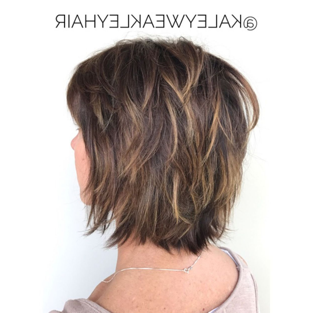 60 Short Shag Hairstyles That You Simply Can't Miss | Short With Regard To Short Highlighted Shaggy Haircuts (Gallery 3 of 20)