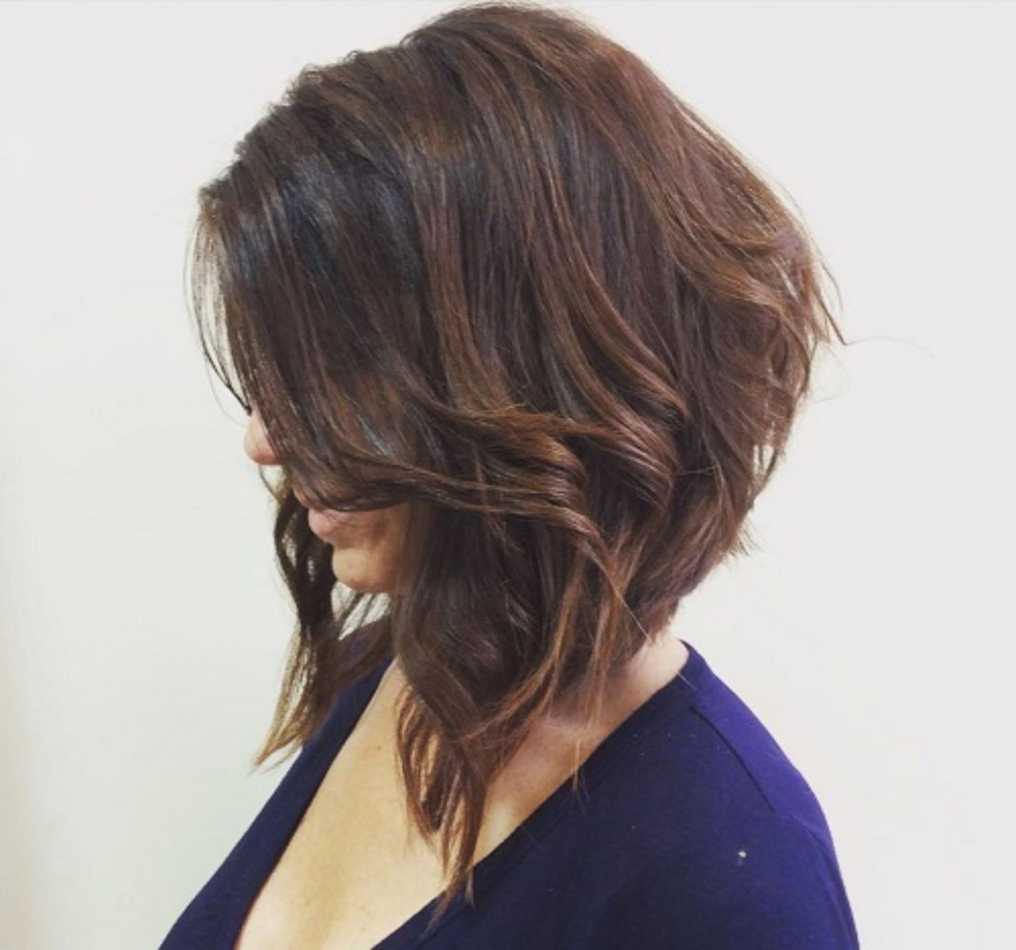70 Best A Line Bob Hairstyles Screaming With Class And Style Intended For Slightly Angled Messy Bob Hairstyles (Gallery 2 of 20)