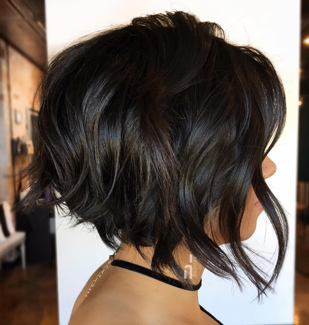 70 Best A Line Bob Hairstyles Screaming With Class And Style With Regard To Short Sliced Inverted Bob Hairstyles (View 10 of 20)