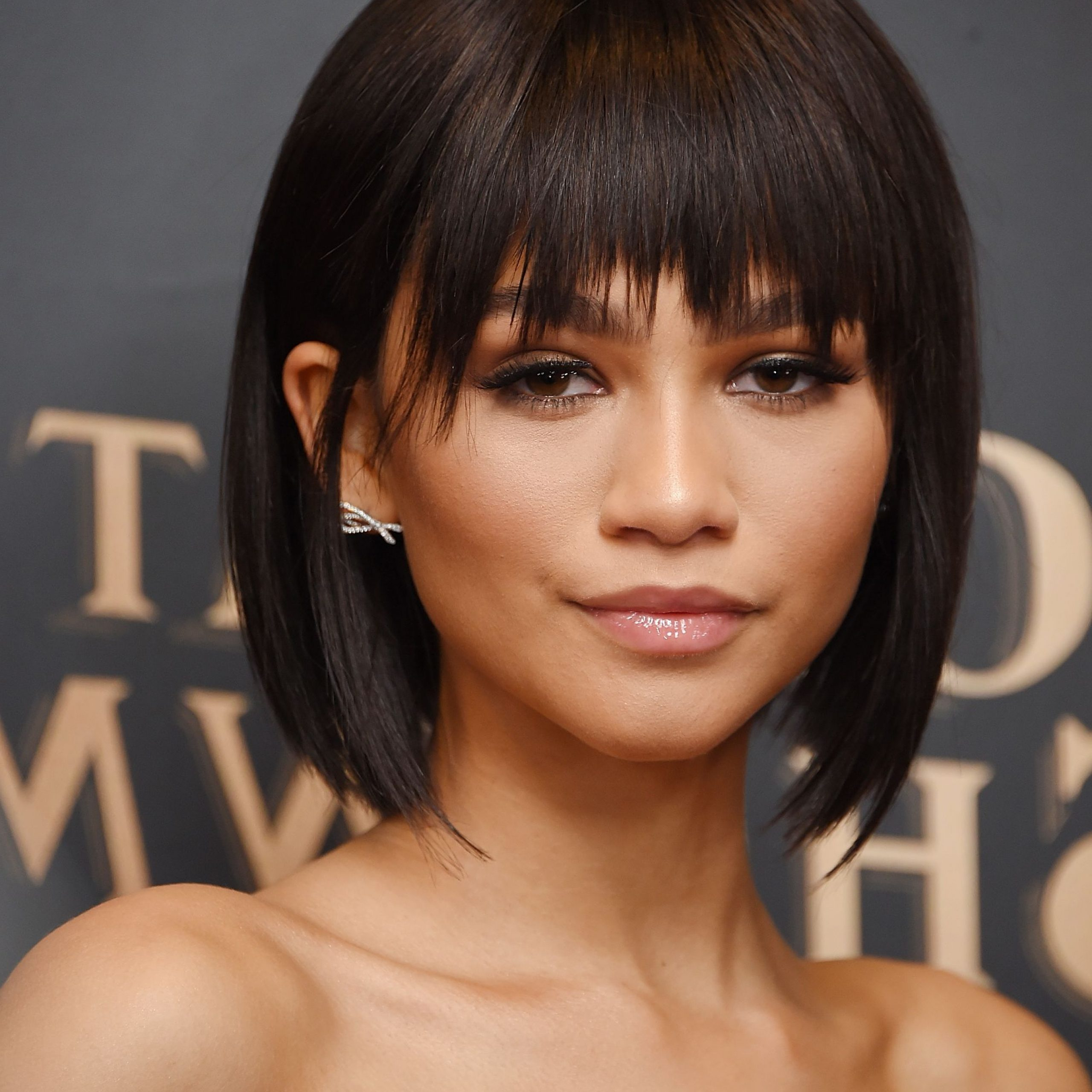 70 Best Bob Styles Of 2019 – Bob Haircuts & Hairstyles For Women With A Line Bob Hairstyles With Arched Bangs (View 11 of 20)