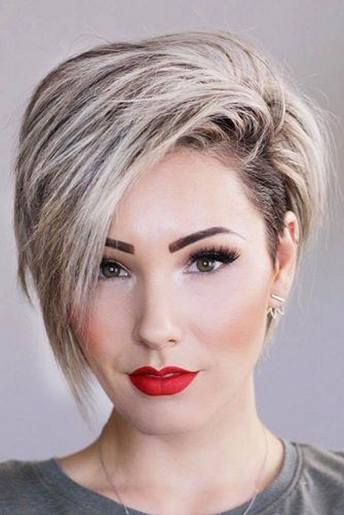 70 Cute All Time Short Pixie Haircuts For Women | Hair Pertaining To Cropped Haircuts For A Round Face (View 11 of 20)