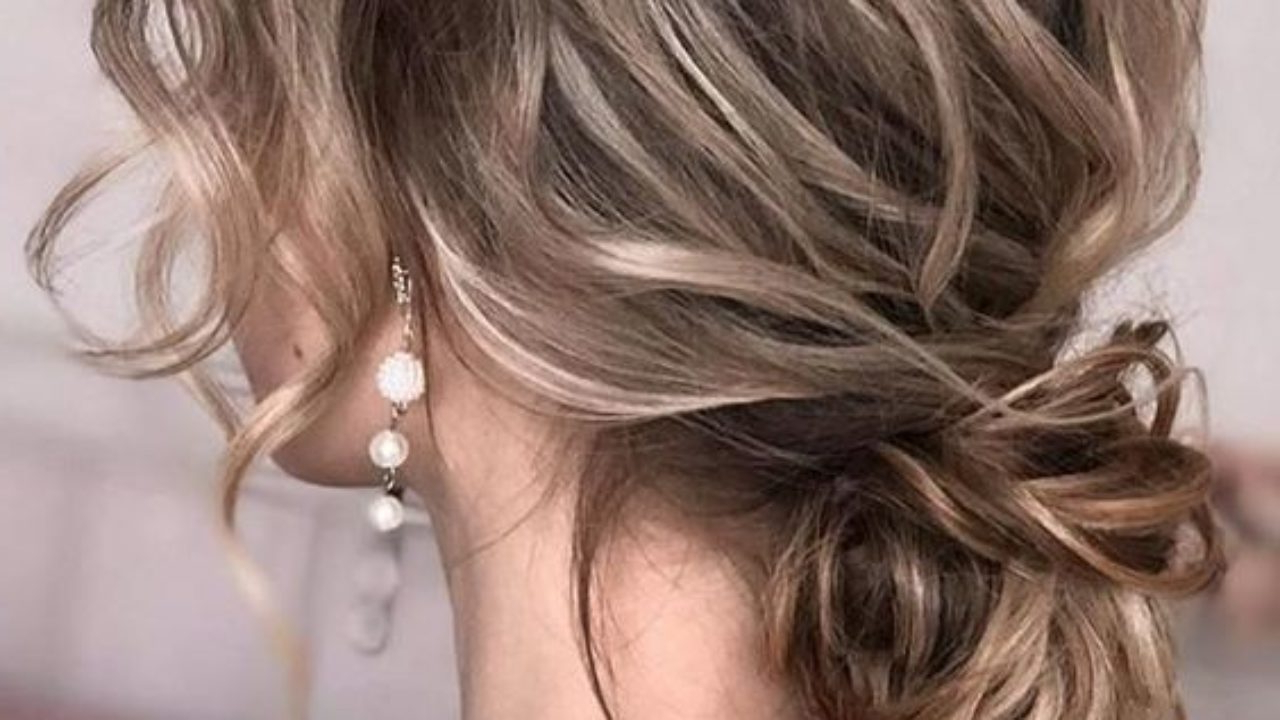 70 Devastatingly Cool Hairstyles For Thin Hair – Easy Hairstyles Intended For Trendy Honey Bronde Shaggy Hairstyles With Bangs (Gallery 19 of 20)