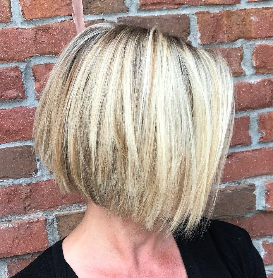 70 Fabulous Choppy Bob Hairstyles | Hair Style & Color Intended For Straight Wispy Jaw Length Bob Hairstyles (View 4 of 20)