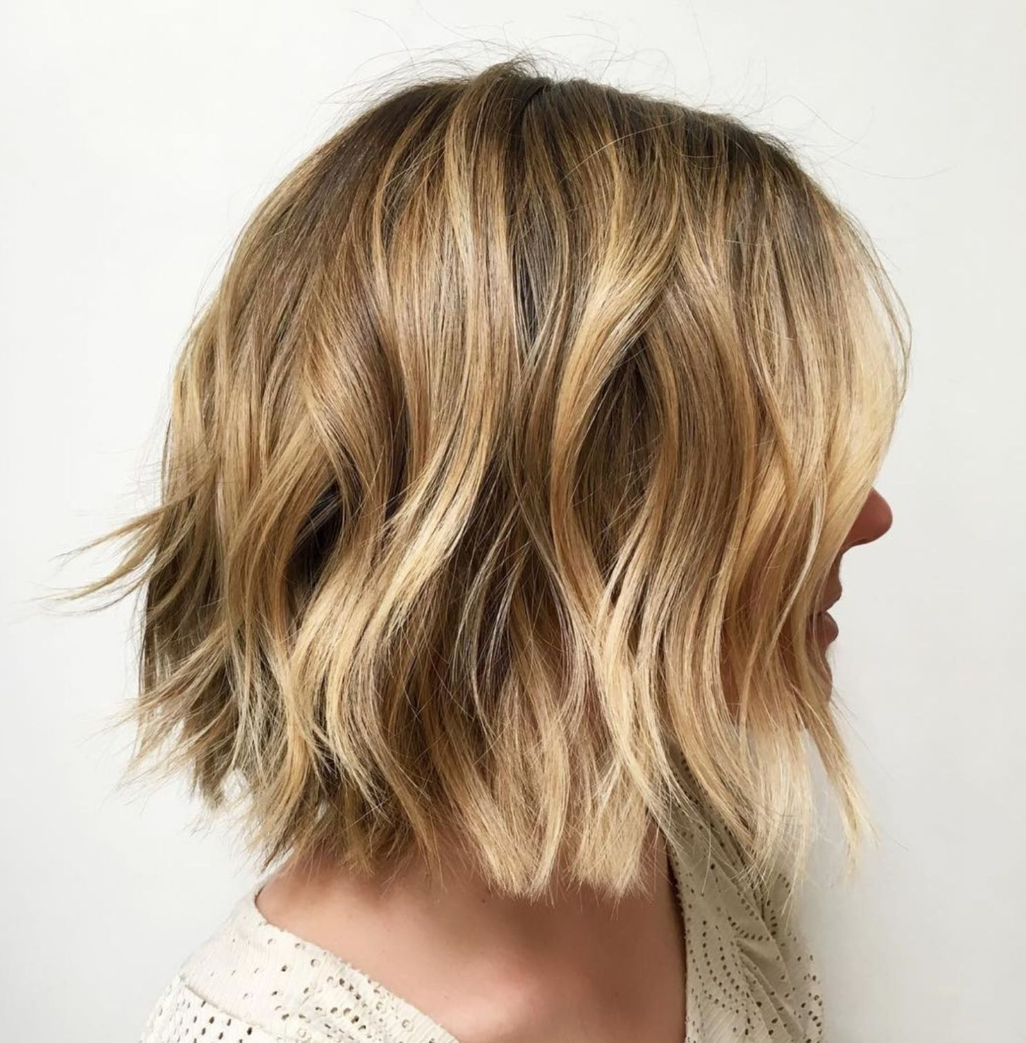 70 Fabulous Choppy Bob Hairstyles In (View 9 of 20)