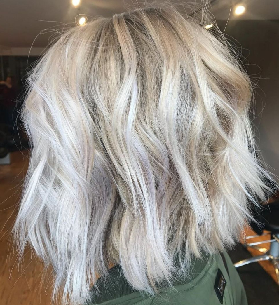 70 Fabulous Choppy Bob Hairstyles | Look In 2019 | Choppy Pertaining To Choppy Bob Hairstyles With Blonde Ends (Gallery 7 of 20)