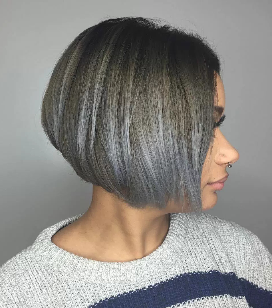 70 Fine Hair Bob Cuts – Fallbrook247 For Slightly Angled Messy Bob Hairstyles (View 14 of 20)