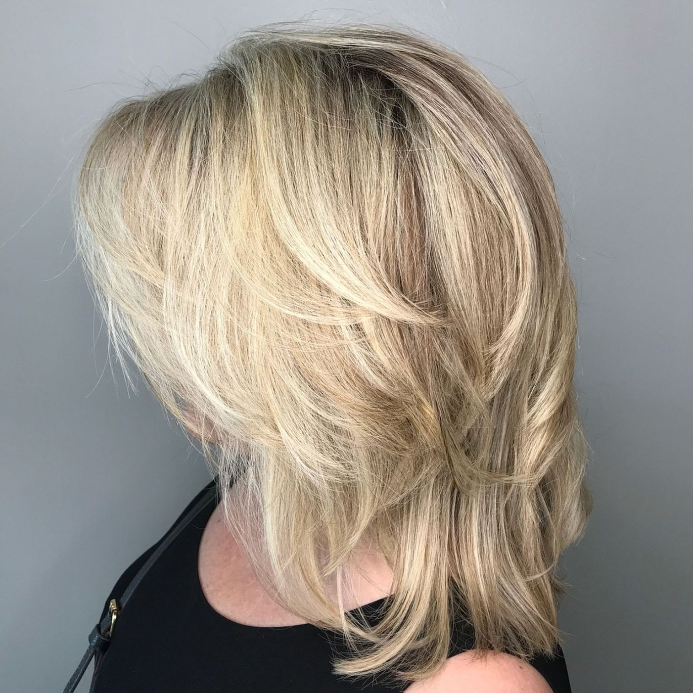 Featured Photo of Short And Medium Layers Haircuts For Fine Hair