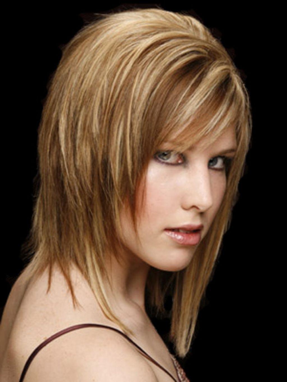 84 Beautiful Medium Length Choppy Hairstyle Ideas – Easy With Shoulder Length Choppy Hairstyles (View 18 of 20)