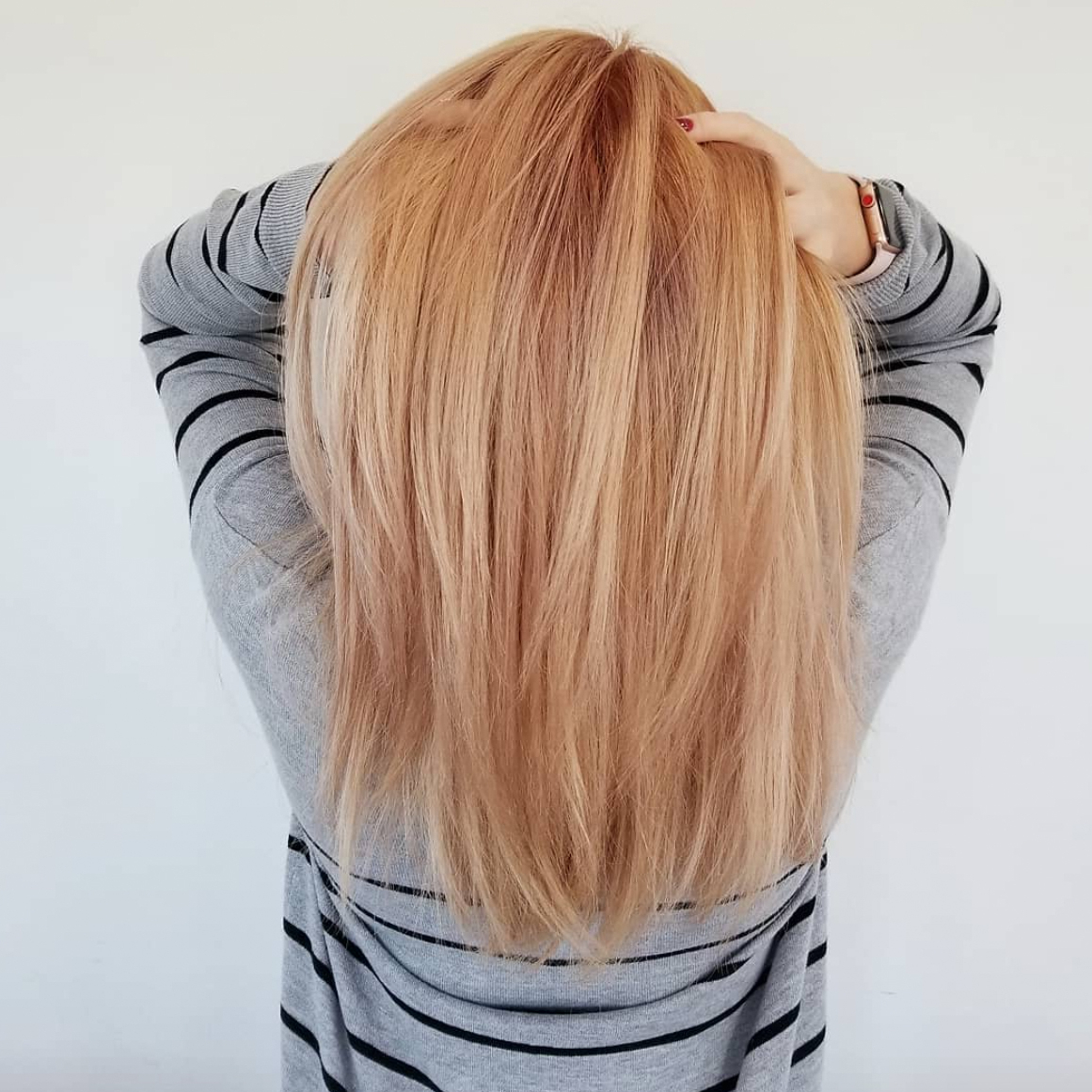 Beautiful Strawberry Blonde Hair Color Ideas In Newest Strawberry Blonde Bob Hairstyles With Flipped Ends (View 4 of 20)