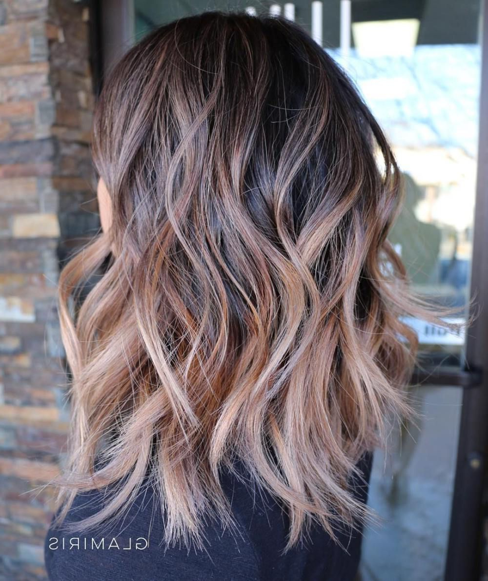 Best And Newest Long Layered Shag Hairstyles With Balayage In 60 Best Variations Of A Medium Shag Haircut For Your (View 7 of 20)