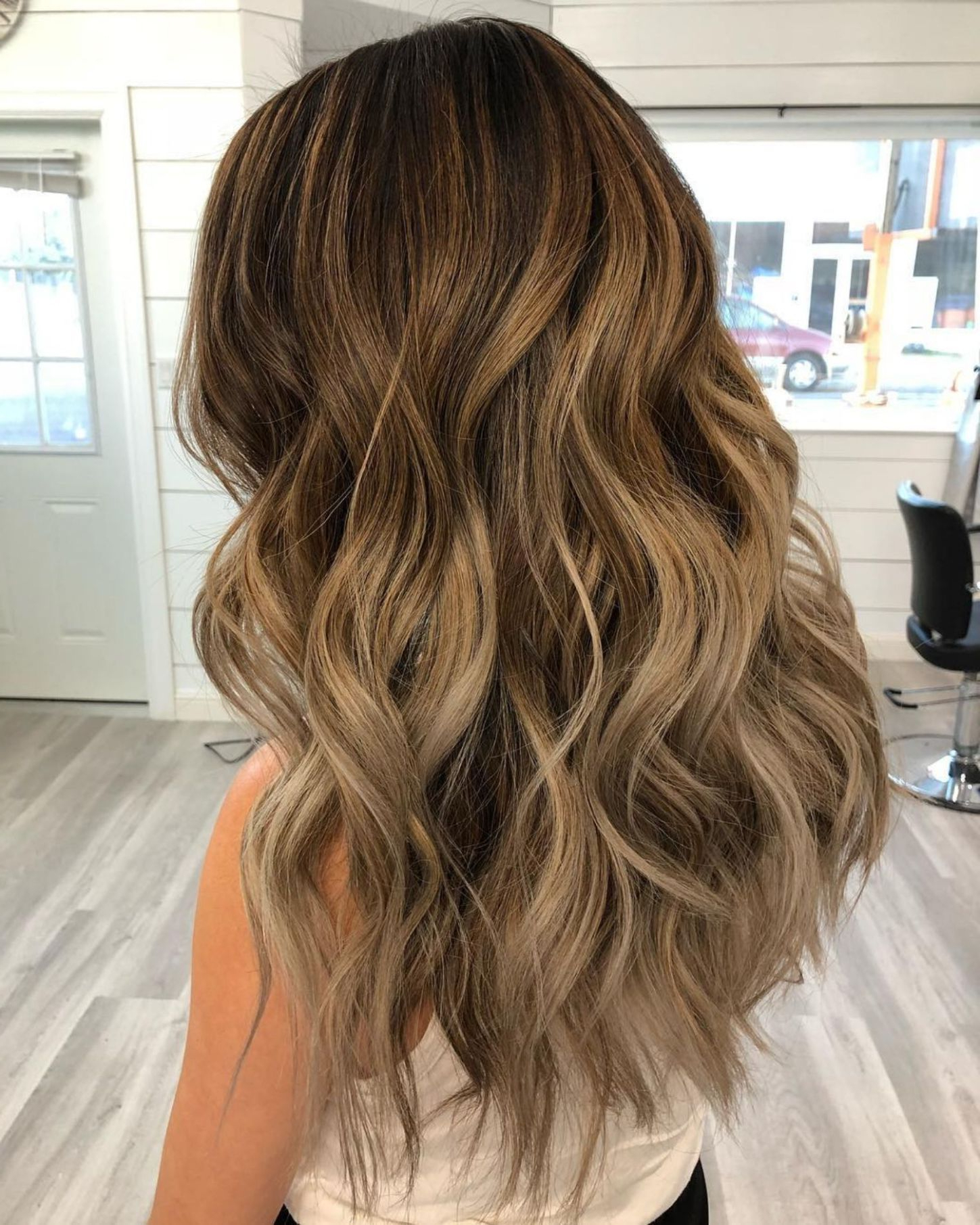 Best And Newest Long Wavy Layers Hairstyles Within 60 Most Magnetizing Hairstyles For Thick Wavy Hair (View 8 of 20)