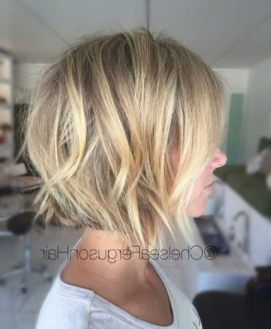Best And Newest Medium Piece Y Feathered Haircuts Within Pin On Hair (View 9 of 20)