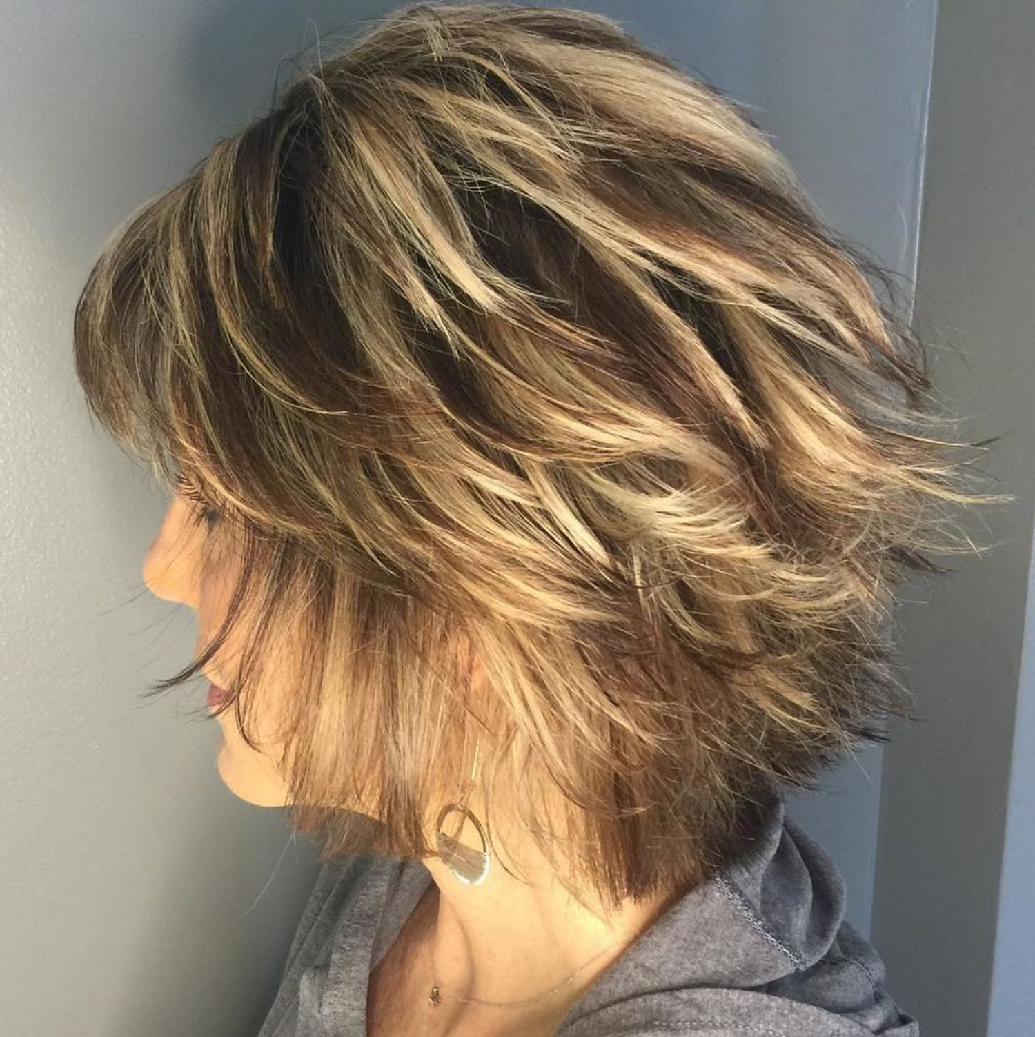 Best And Newest Shorter Shag Haircuts With Razored Layers With 80 Best Modern Hairstyles And Haircuts For Women Over 50 In (View 13 of 20)