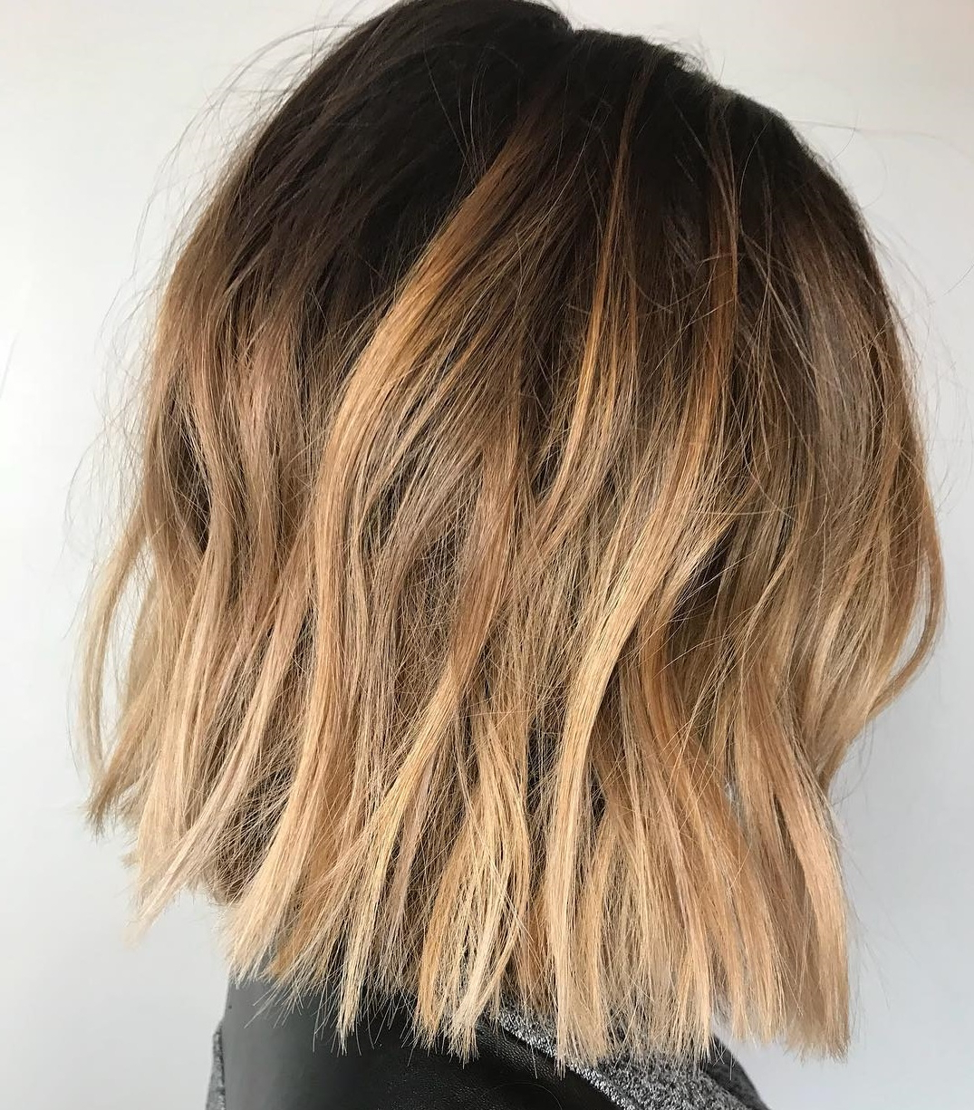Best And Newest Voluminous Layered Bronde Lob Hairstyles Inside How To Pull Off Medium Length Haircuts And Hairstyles In (View 6 of 20)