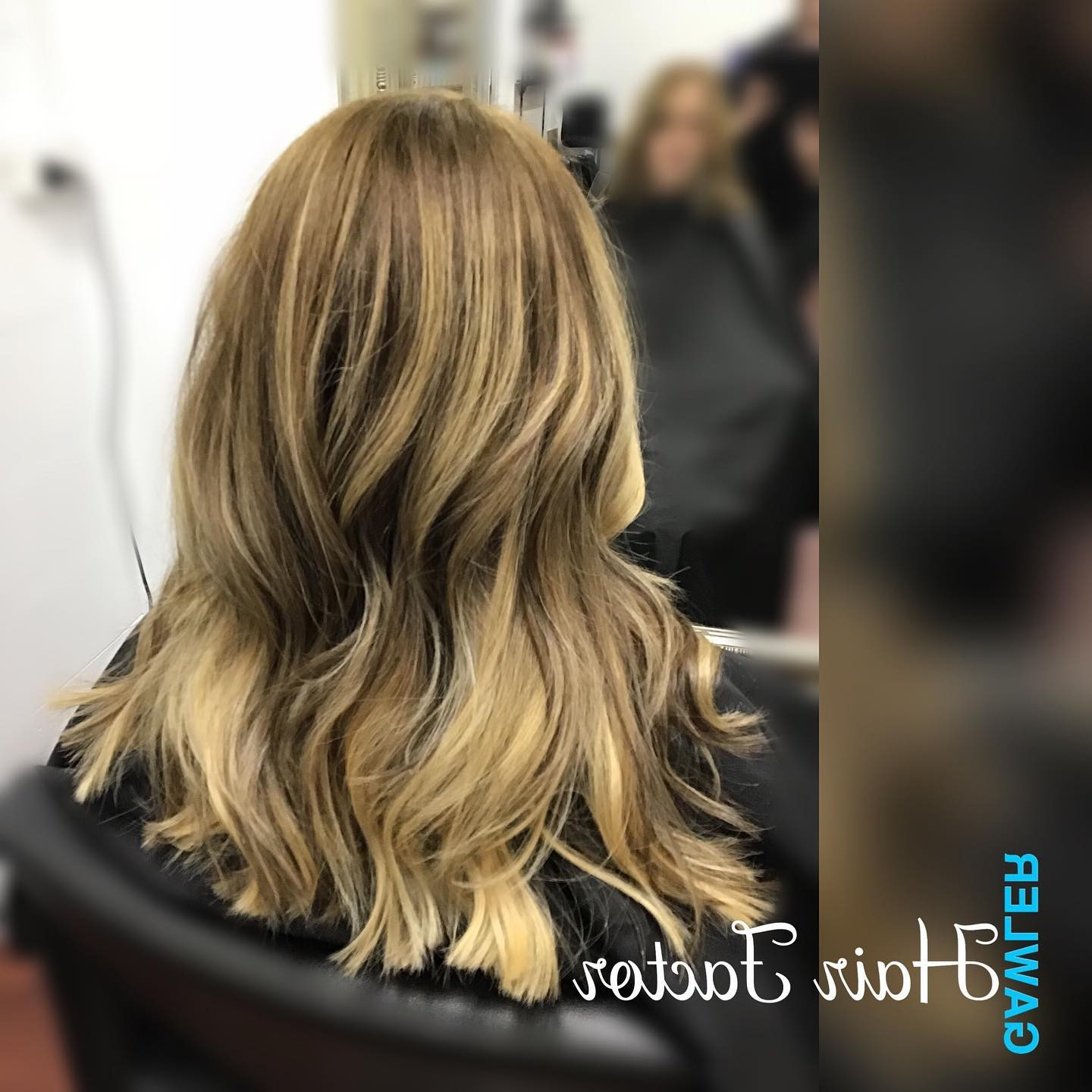 Best And Newest Warm Brown Hairstyles With Feathered Layers For Warm Blonde Balayage (View 6 of 20)