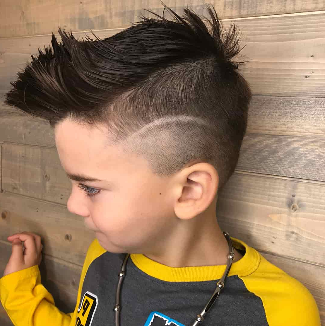 Best Boys Haircut 2020 – Mr Kids Haircuts Within Most Recently Released Medium Haircuts With Cropped Top (View 4 of 20)