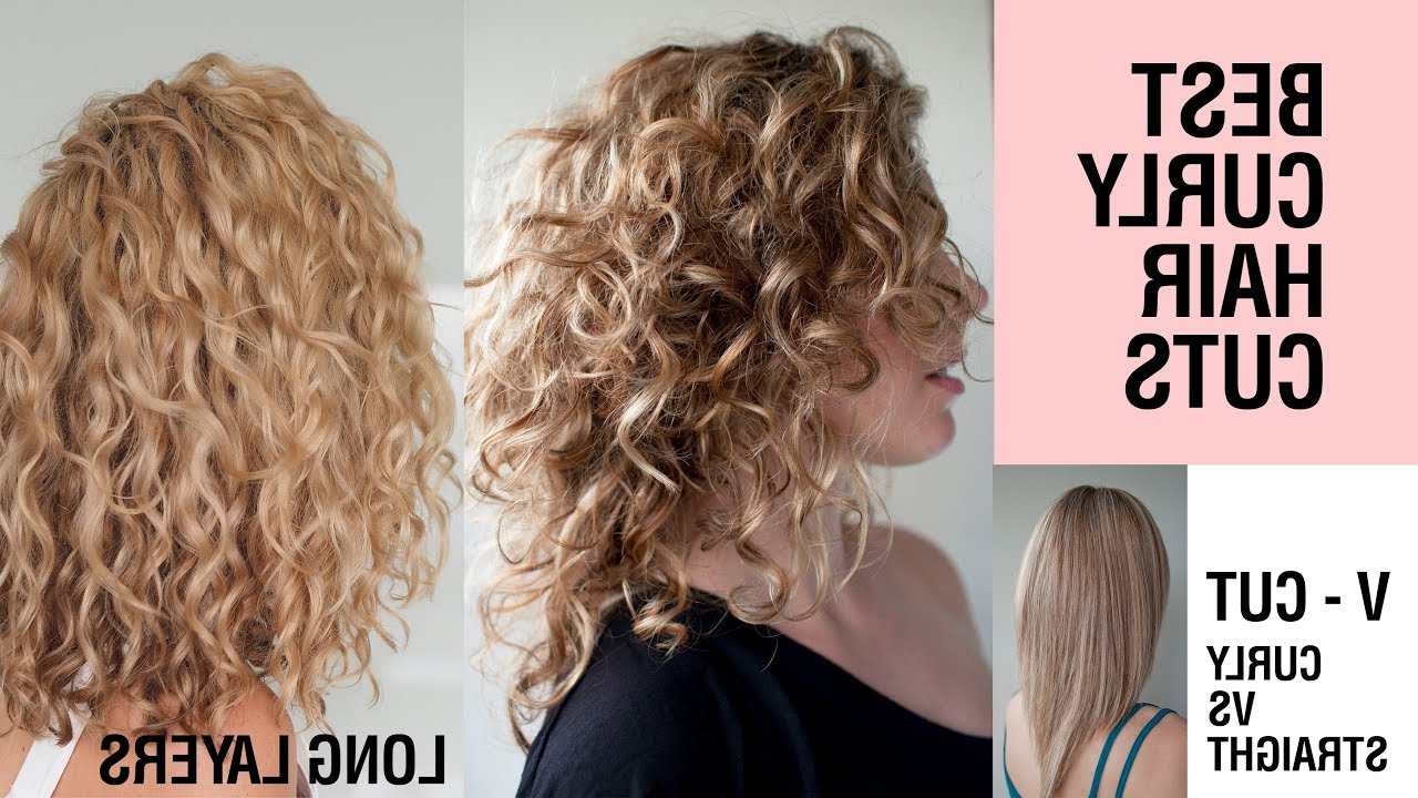 Best Haircuts For Curly And Wavy Hair – Hair Romance Good Hair Q&a #12 Inside Best And Newest Long Wavy Layers Hairstyles (View 16 of 20)