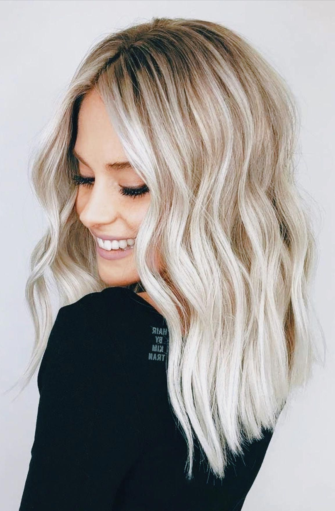 Blonde Hair Colour Shades, Cool (View 12 of 20)