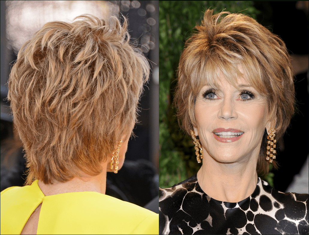 Can't Miss Shag Haircuts, From Short To Long With Short Highlighted Shaggy Haircuts (View 18 of 20)