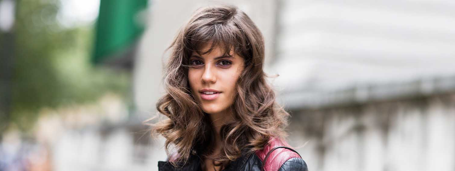 Chocolate Brown Hair Color: Luxurious & Alluring For Most Up To Date Warm Toned Wavy Brunette Shag Hairstyles (View 18 of 20)