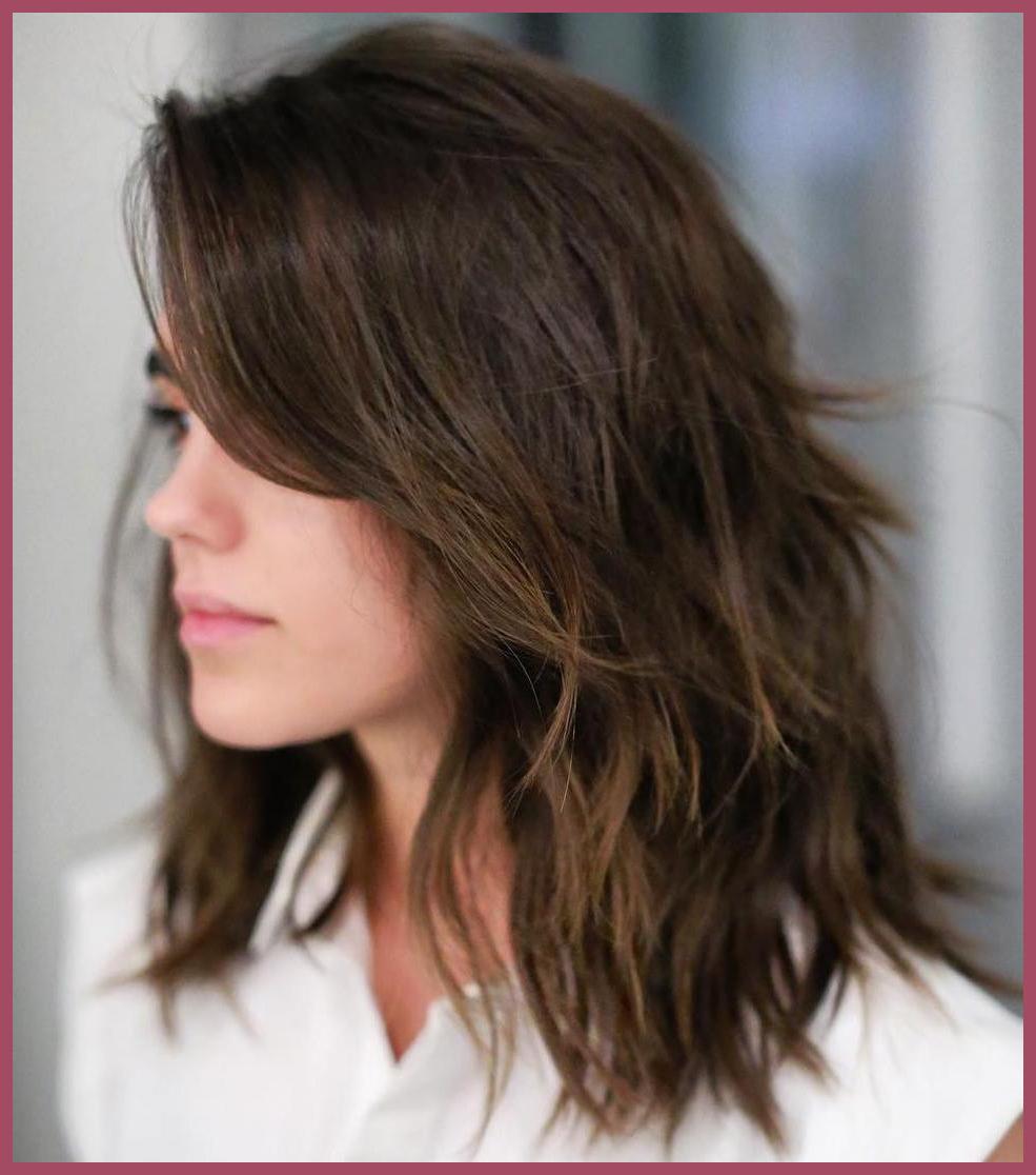 Choppy Layered Hairstyles 419893 37 Short Choppy Layered Within Preferred Medium Length Choppy Layers Hairstyles (View 13 of 20)