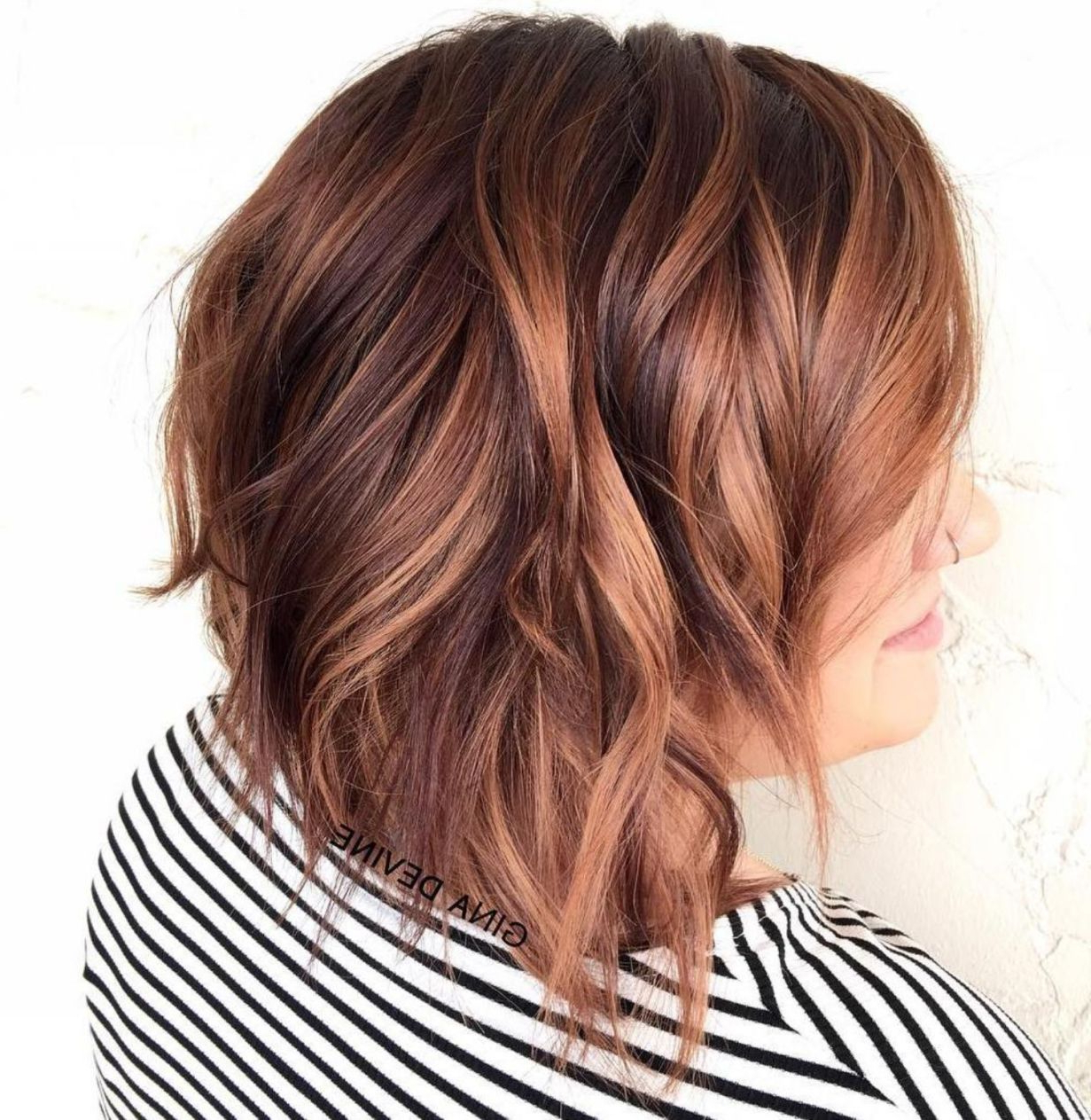 Color Highlights | Frizure | Short Hair Styles For Round With Regard To Color Highlights Short Hairstyles For Round Face Types (View 14 of 20)
