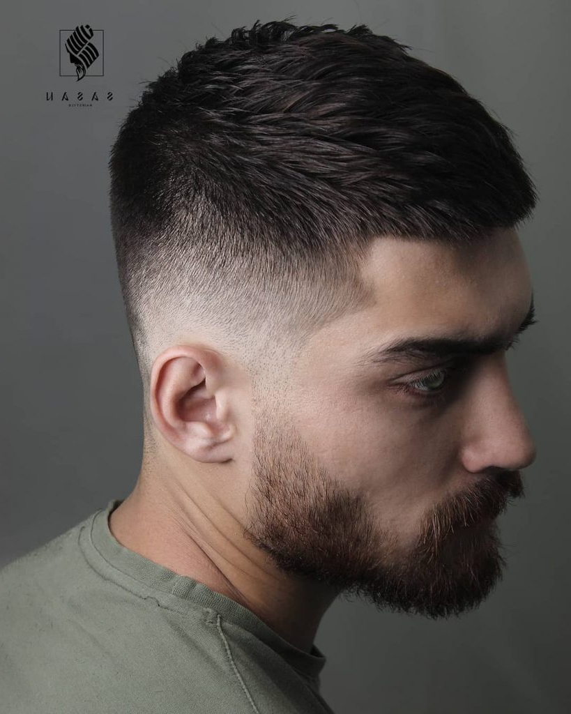Cool Haircuts For Men With Short Reinvented Hairstyles (View 6 of 20)