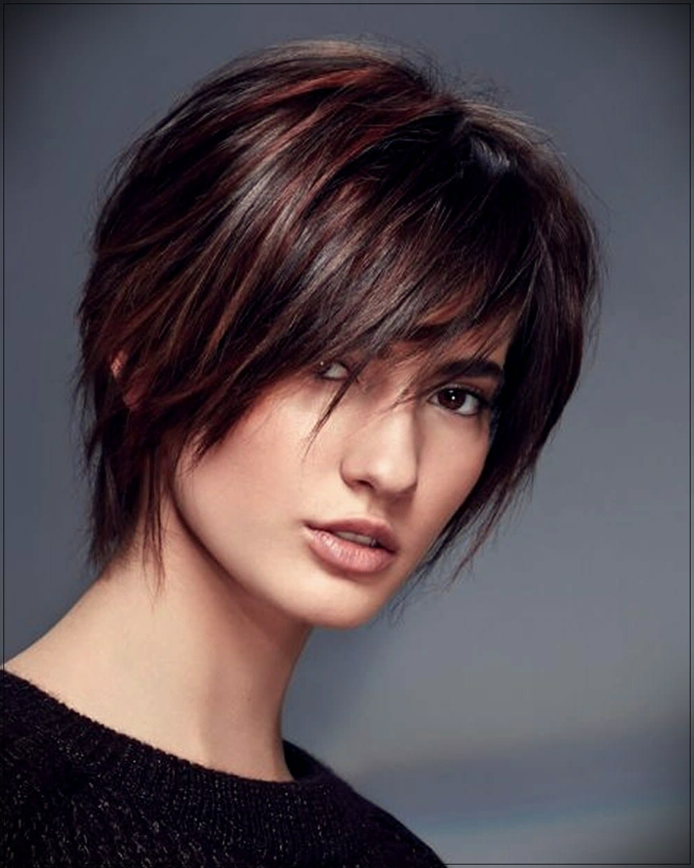 Correct Hairstyles For Your Face Type Pertaining To Asymmetrical Grunge Bob Hairstyles (View 15 of 20)