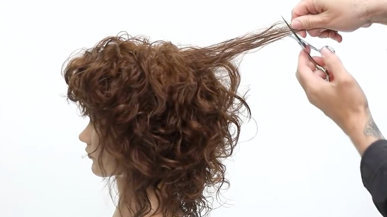 Curly Shag Haircut Tutorial Regarding Newest Long Shag Haircuts With Extreme Layers (View 16 of 20)