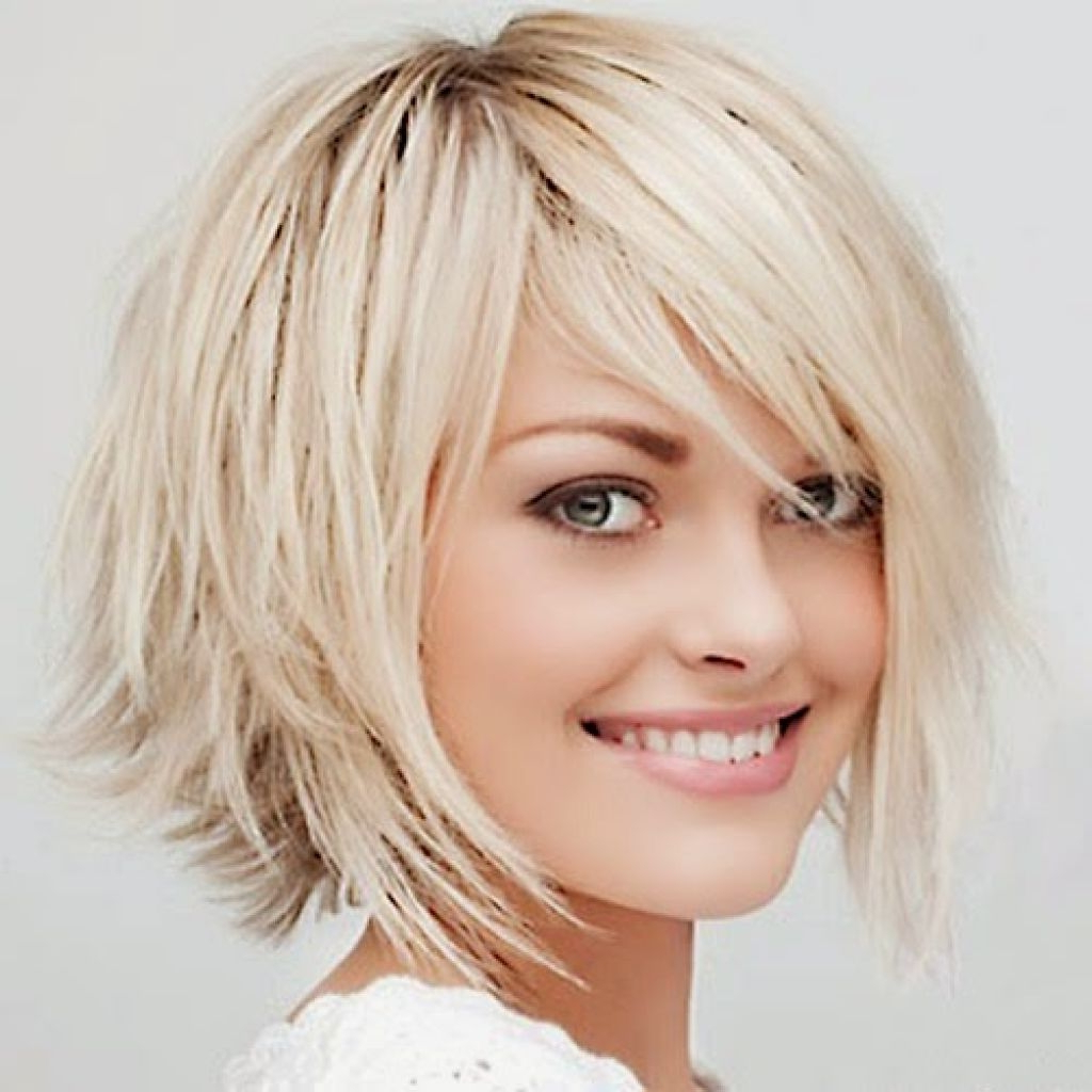 Current Short And Medium Layers Haircuts For Fine Hair Inside Hair Cuts : Best Layered Haircuts For Short Hair Medium Cute (View 9 of 20)