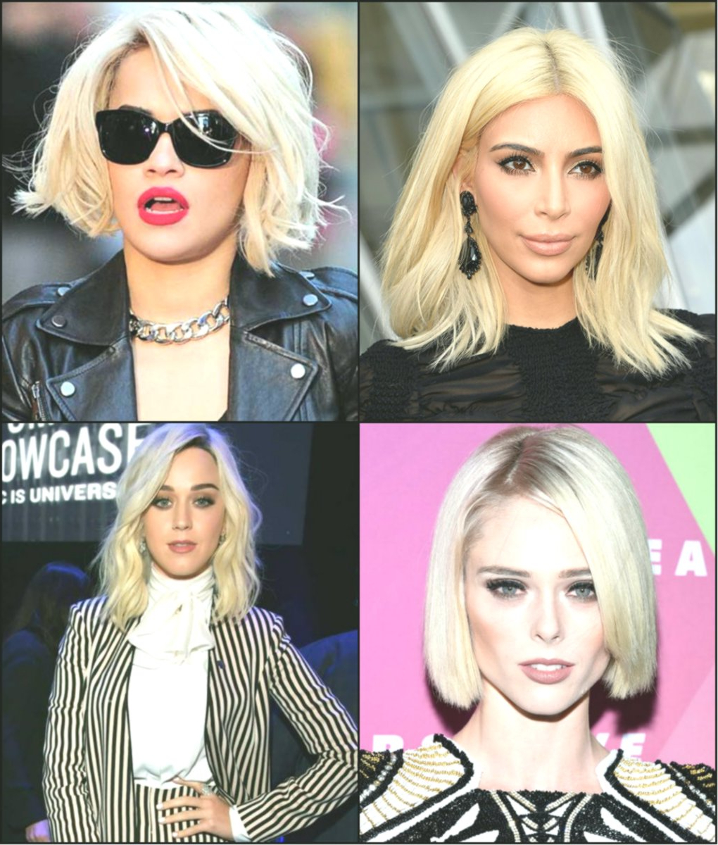 Current Sliced Platinum Blonde Bob Hairstyles With The Trend: Platinum Blonde Bob Hairstyles 2019 – Hair Style (View 9 of 20)