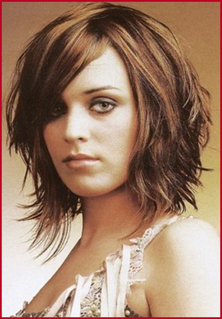 Famous Medium Haircuts With Razored Face Framing Layers Within Pin On Hair Styles (Gallery 7 of 20)