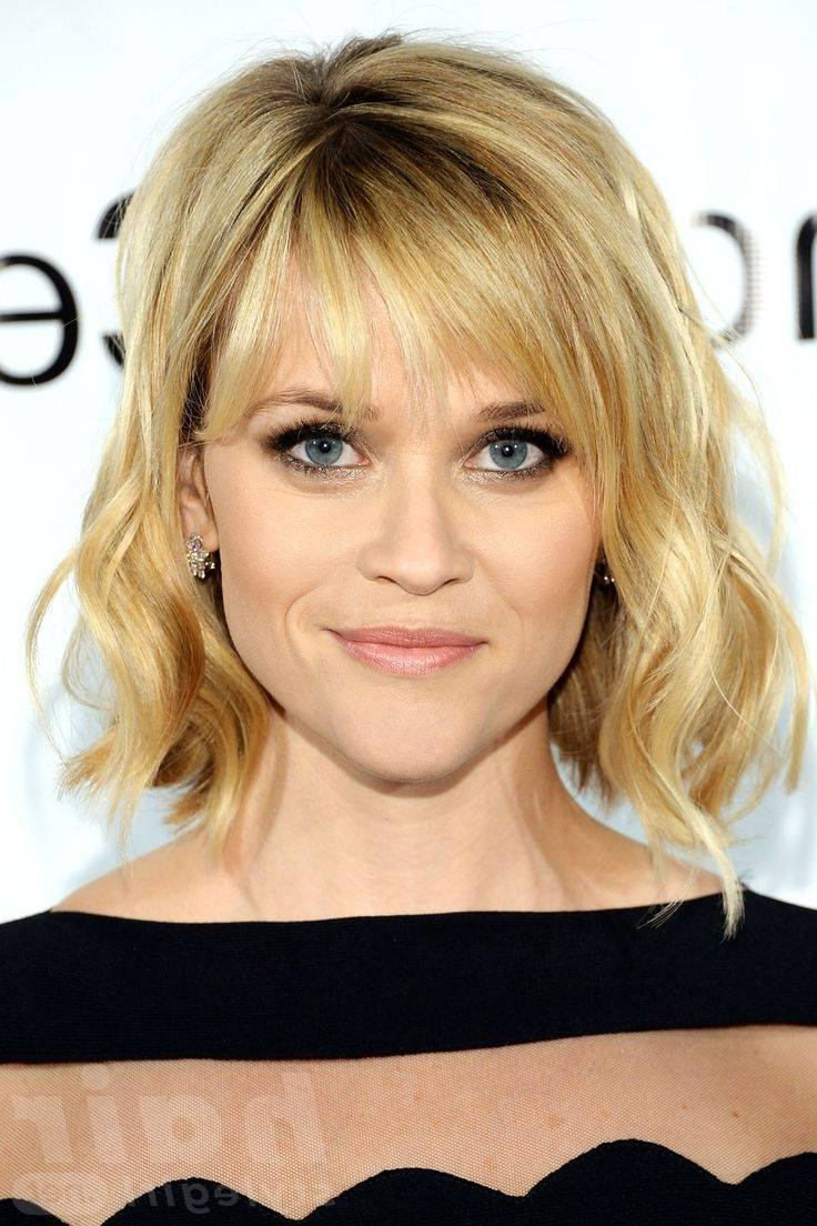 Famous Messy Razored Golden Blonde Bob Haircuts Within Stunning And Charming Wavy Bob Hairstyles (Gallery 19 of 20)