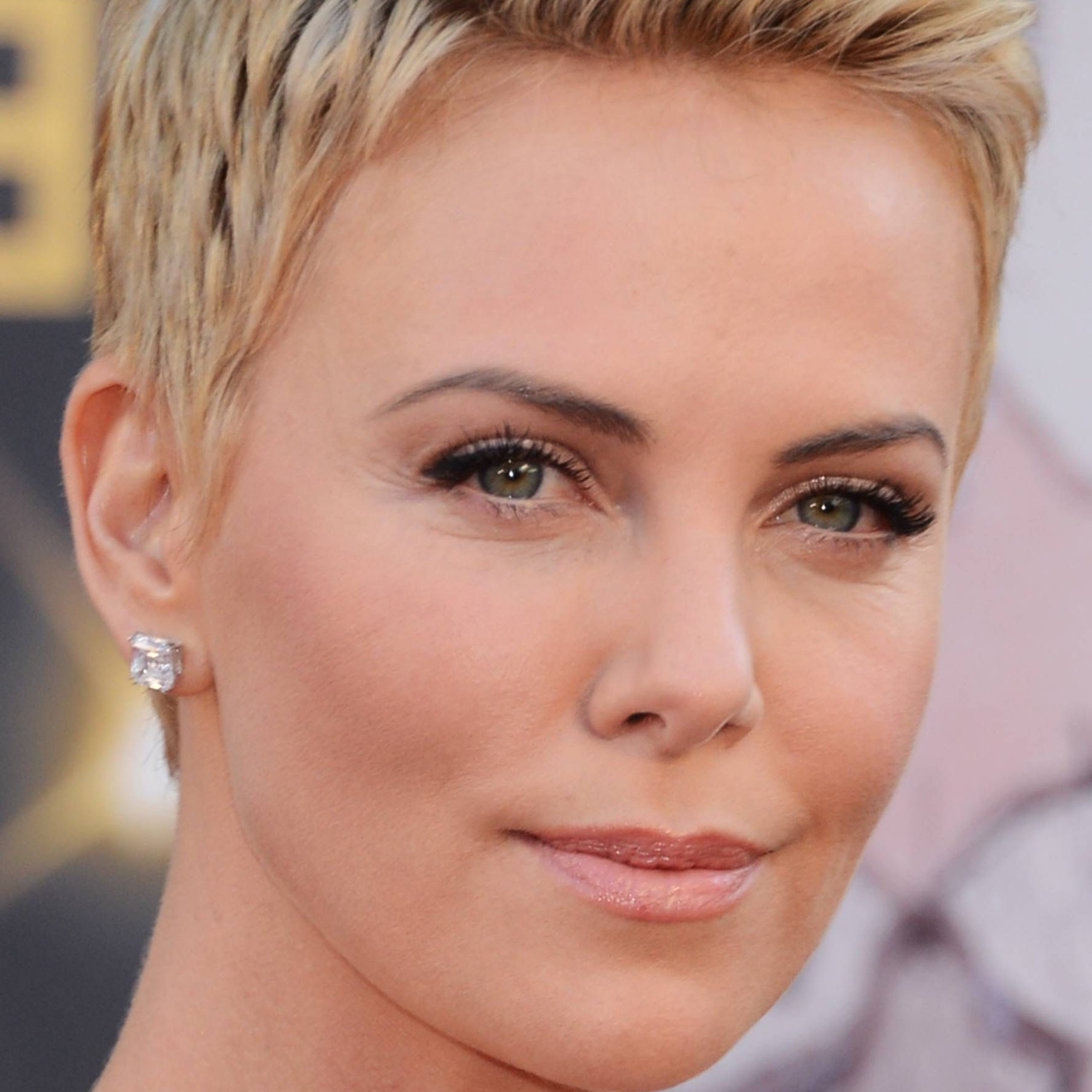 Fashion : Hairstyles Choppy Pixie Cut Round Face The Best 20 With Cropped Haircuts For A Round Face (View 12 of 20)