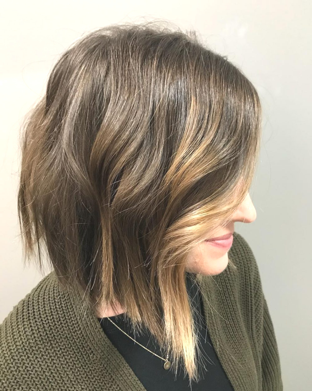 Fashion : Shoulder Length Choppy Bob The New 21 Textured Regarding Shoulder Length Choppy Hairstyles (View 5 of 20)