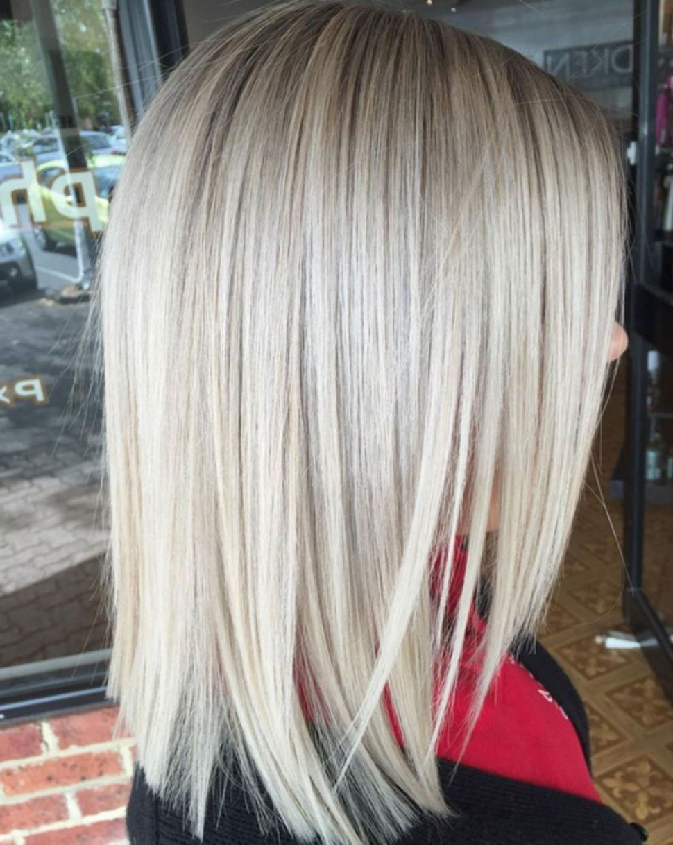 Fashion : Superb Choppy Cut Blonde Hairstyles With Bright With Most Current Blonde Choppy Haircuts For Medium Hair (Gallery 10 of 20)