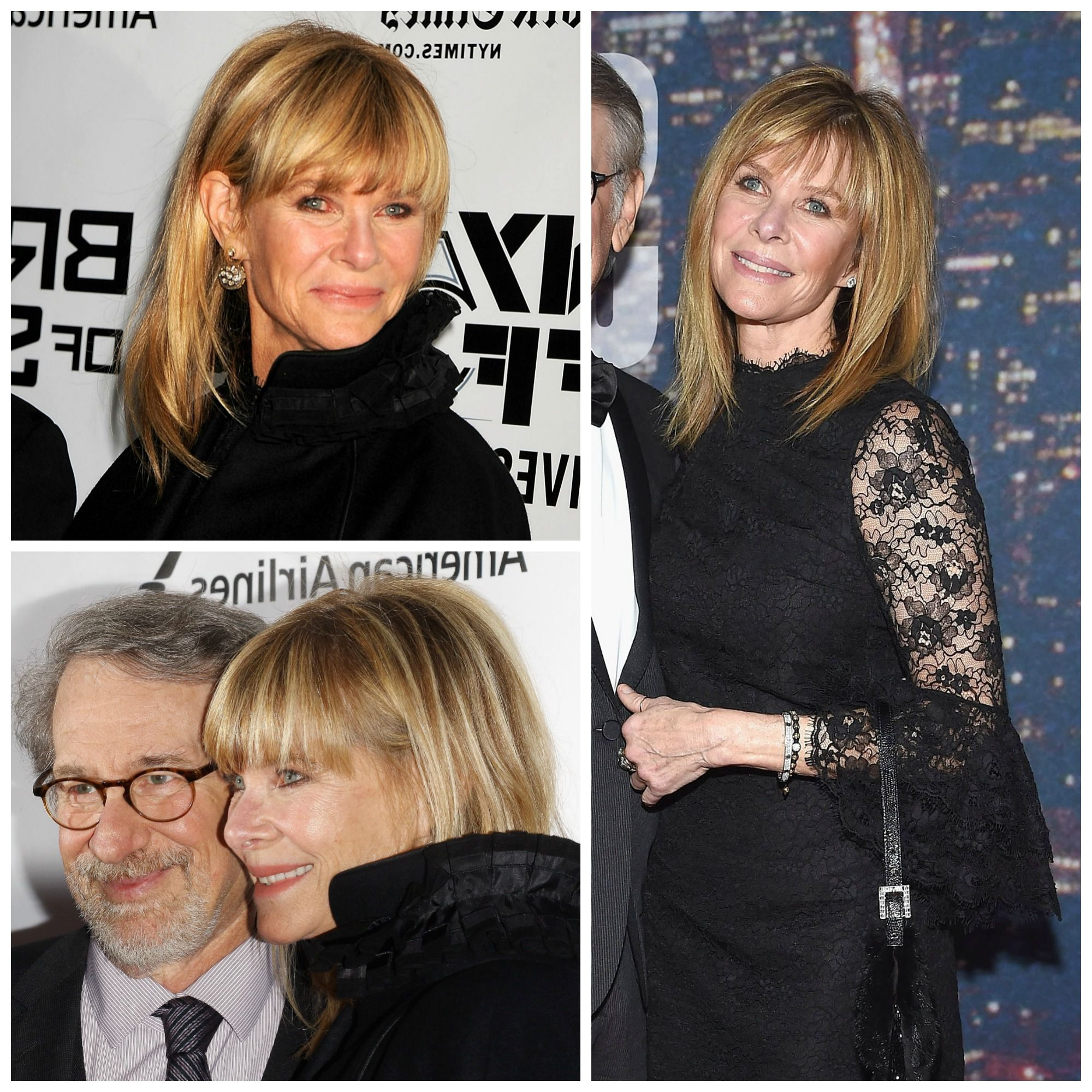 Fashionable Brunette Razor Haircuts With Bangs Inside Over 60? Get Haircut Inspiration From These Celebrities (View 4 of 20)