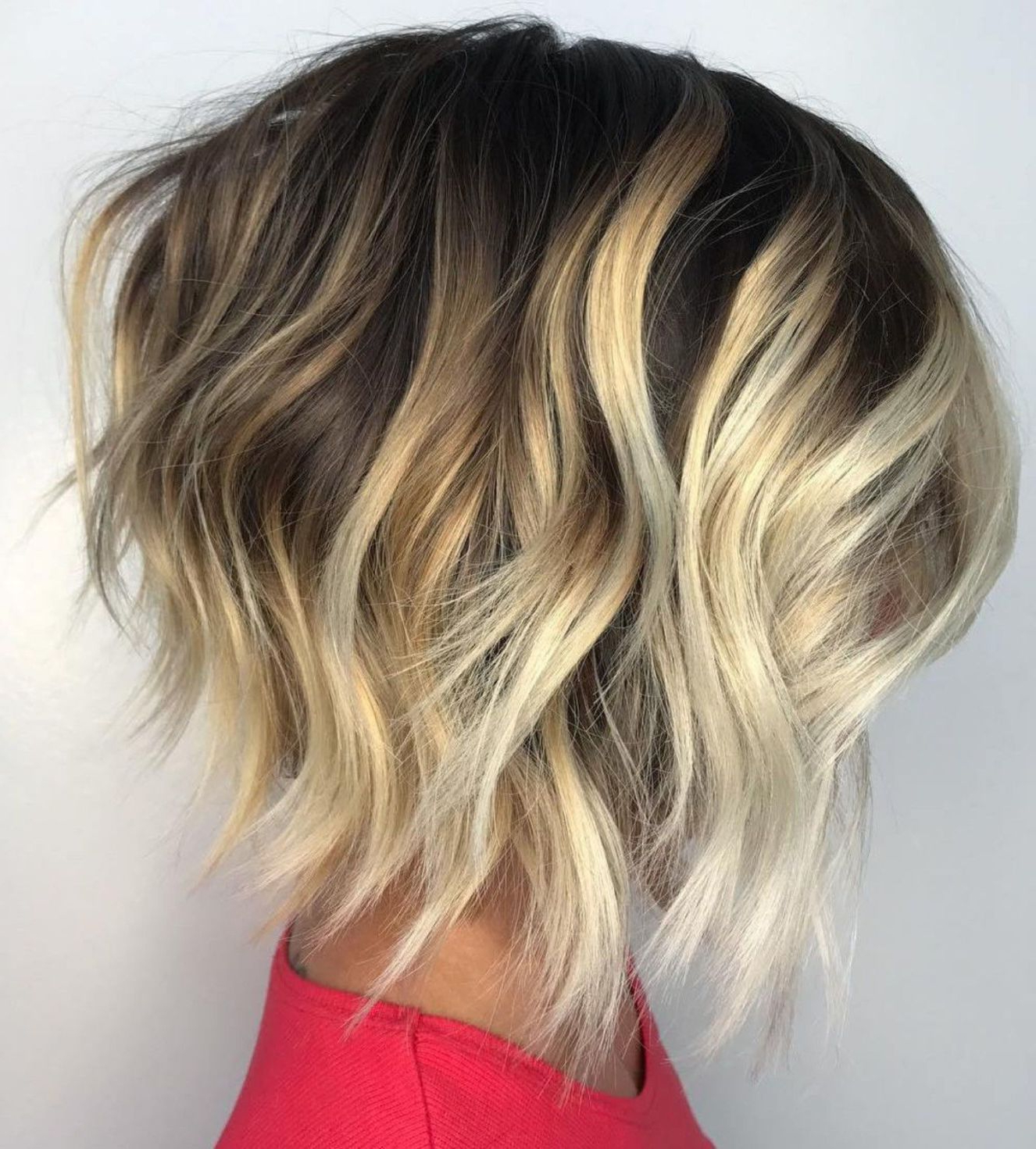 Fashionable Dynamic Feathered Brunette Shag Haircuts With 70 Cute And Easy To Style Short Layered Hairstyles In (View 12 of 20)