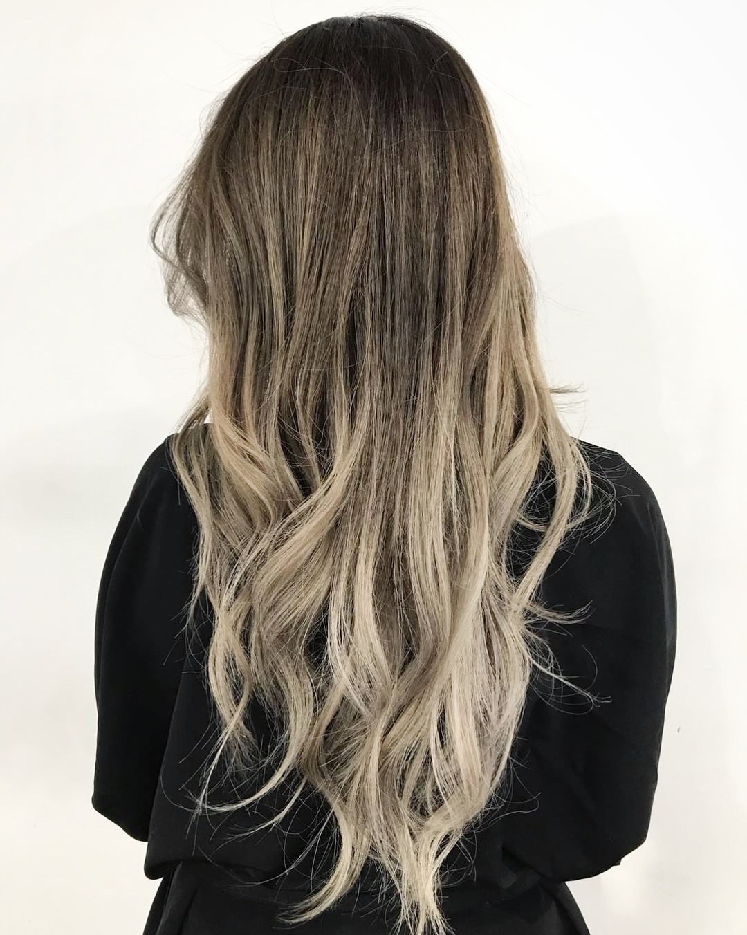 Fashionable Golden Bronde Razored Shag Haircuts For Long Hair Within 50 Luscious Hairstyles For Long Thin Hair – Hair Adviser (Gallery 20 of 20)